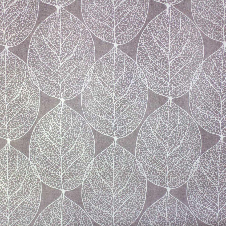 Tela Plastimesa Mantel PVC Estampado Hojas Abstracto