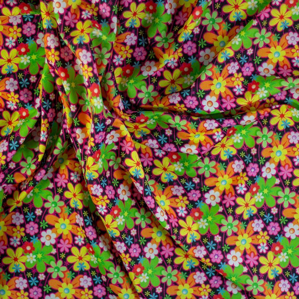 Tela Yucatán Flores