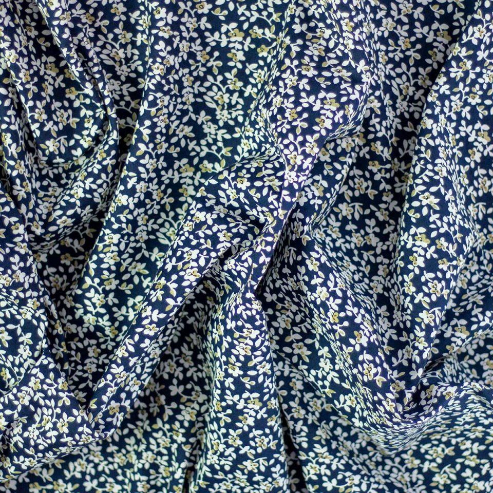 Tela Cotton Flor I