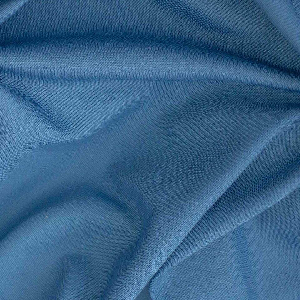 Tela sustentable de pet color azul